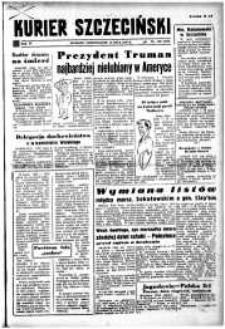 Kurier Szczeciński. R.4, 1948 nr 189