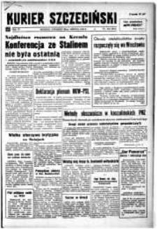 Kurier Szczeciński. R.4, 1948 nr 234