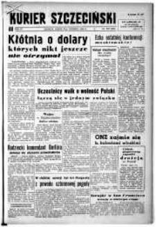 Kurier Szczeciński. R.4, 1948 nr 257