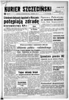 Kurier Szczeciński. R.4, 1948 nr 260
