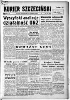 Kurier Szczeciński. R.4, 1948 nr 267