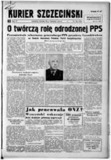 Kurier Szczeciński. R.4, 1948 nr 268