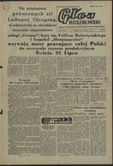 Głos Koszaliński. 1952, czerwiec, nr 145