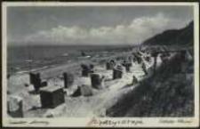 Ostseebad Misdroy, Őstlicher Strand