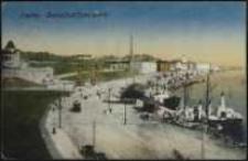 Stettin, Dampfschiffsbollwerk