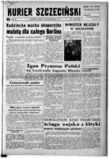 Kurier Szczeciński. R.4, 1948 nr 294