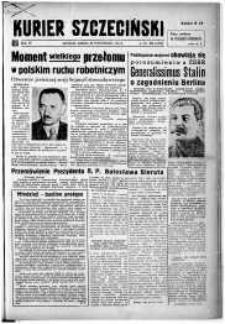 Kurier Szczeciński. R.4, 1948 nr 300