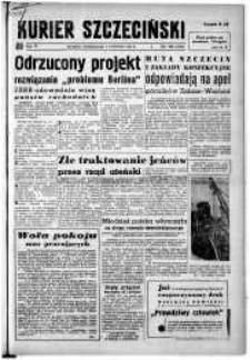 Kurier Szczeciński. R.4, 1948 nr 302