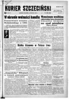 Kurier Szczeciński. R.4, 1948 nr 304
