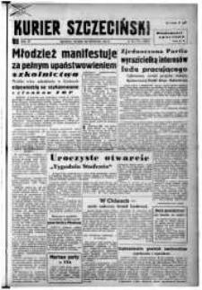 Kurier Szczeciński. R.4, 1948 nr 316