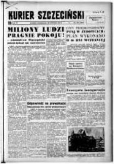 Kurier Szczeciński. R.4, 1948 nr 322