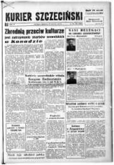 Kurier Szczeciński. R.4, 1948 nr 342