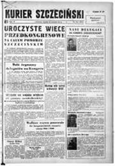 Kurier Szczeciński. R.4, 1948 nr 344