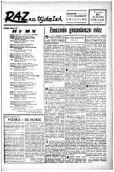 Raz na tydzień : dodatek niedzielny. R.3, 1948 nr 39