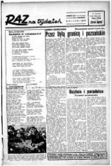 Raz na tydzień : dodatek niedzielny. R.3, 1948 nr 47