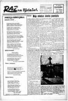 Raz na tydzień : dodatek niedzielny. R.3, 1948 nr 49
