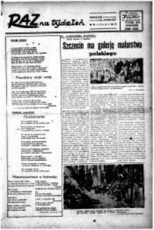 Raz na tydzień : dodatek niedzielny. R.3, 1948 nr 51