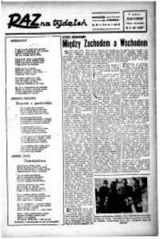 Raz na tydzień : dodatek niedzielny. R.3, 1948 nr 52