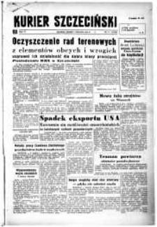 Kurier Szczeciński. R.5, 1949 nr 6