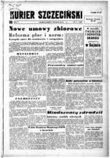 Kurier Szczeciński. R.5, 1949 nr 7