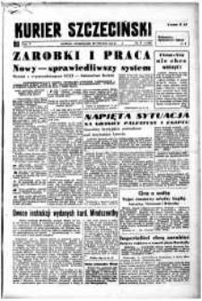 Kurier Szczeciński. R.5, 1949 nr 9