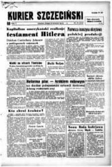Kurier Szczeciński. R.5, 1949 nr 10