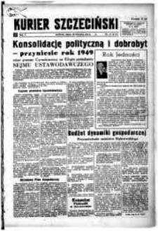 Kurier Szczeciński. R.5, 1949 nr 11