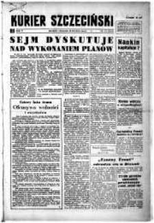 Kurier Szczeciński. R.5, 1949 nr 12