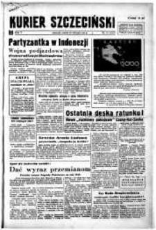 Kurier Szczeciński. R.5, 1949 nr 13