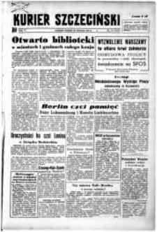 Kurier Szczeciński. R.5, 1949 nr 17
