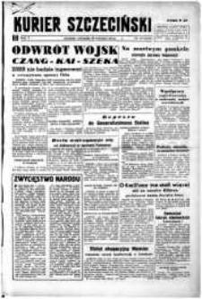 Kurier Szczeciński. R.5, 1949 nr 19