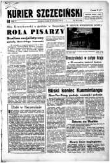 Kurier Szczeciński. R.5, 1949 nr 20
