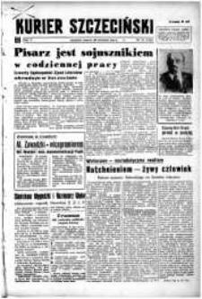 Kurier Szczeciński. R.5, 1949 nr 21