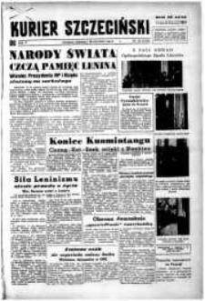Kurier Szczeciński. R.5, 1949 nr 22