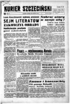 Kurier Szczeciński. R.5, 1949 nr 24