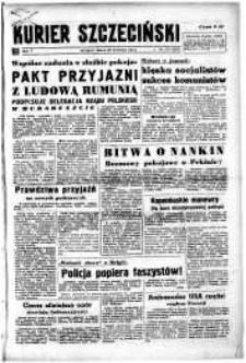 Kurier Szczeciński. R.5, 1949 nr 25
