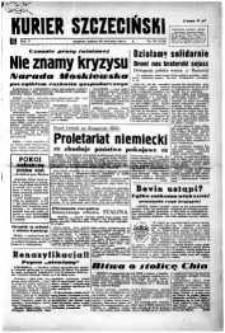 Kurier Szczeciński. R.5, 1949 nr 28