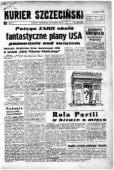 Kurier Szczeciński. R.5, 1949 nr 30