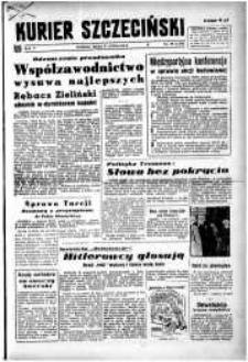 Kurier Szczeciński. R.5, 1949 nr 39