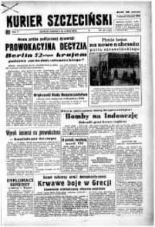 Kurier Szczeciński. R.5, 1949 nr 43