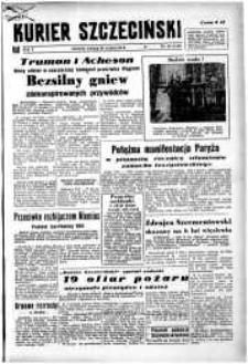 Kurier Szczeciński. R.5, 1949 nr 45
