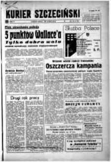 Kurier Szczeciński. R.5, 1949 nr 56