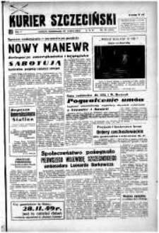 Kurier Szczeciński. R.5, 1949 nr 58
