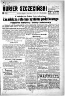 Kurier Szczeciński. R.5, 1949 nr 61