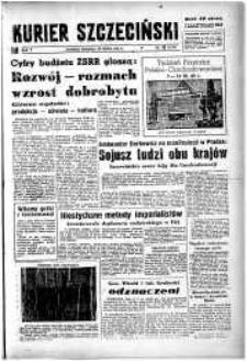 Kurier Szczeciński. R.5, 1949 nr 71