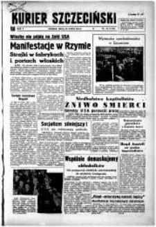 Kurier Szczeciński. R.5, 1949 nr 74