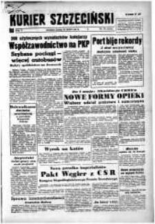 Kurier Szczeciński. R.5, 1949 nr 76