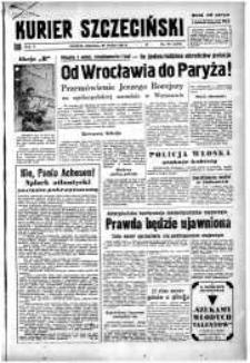 Kurier Szczeciński. R.5, 1949 nr 85