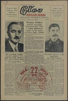 Głos Koszaliński. 1952, lipiec, nr 174