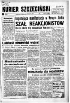 Kurier Szczeciński. R.5, 1949 nr 86